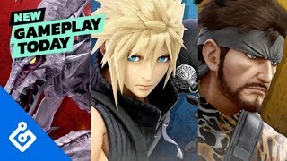 New Gameplay Today - Super Smash Bros. Ultimate