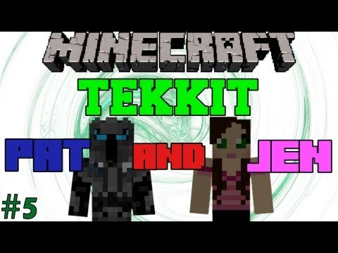 Minecraft: Tekkit - Episode 5 - Solar Power!