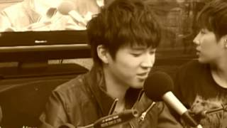 130416 Infinite Quiz Winner Woohyun Present Shindong SSTP part 2