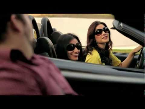 Funny Ferrari + Audi R8 Exotic Car Rental Sexy Commercial TV Ad - Carjam TV 2013