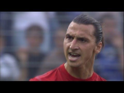 SC Bastia - Paris Saint-Germain (0-4) - Le résumé (SCB - PSG) / 2012-13