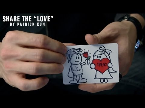 "Share the ""LOVE"" - Valentine s Magic 2012 by Patrick Kun"
