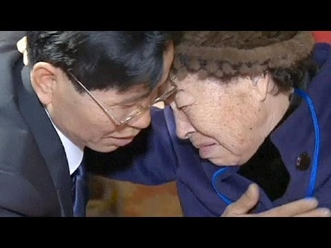 North and South Korea hold rare family reunion
