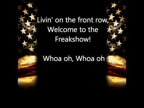 Hinder-Welcome To The Freakshow