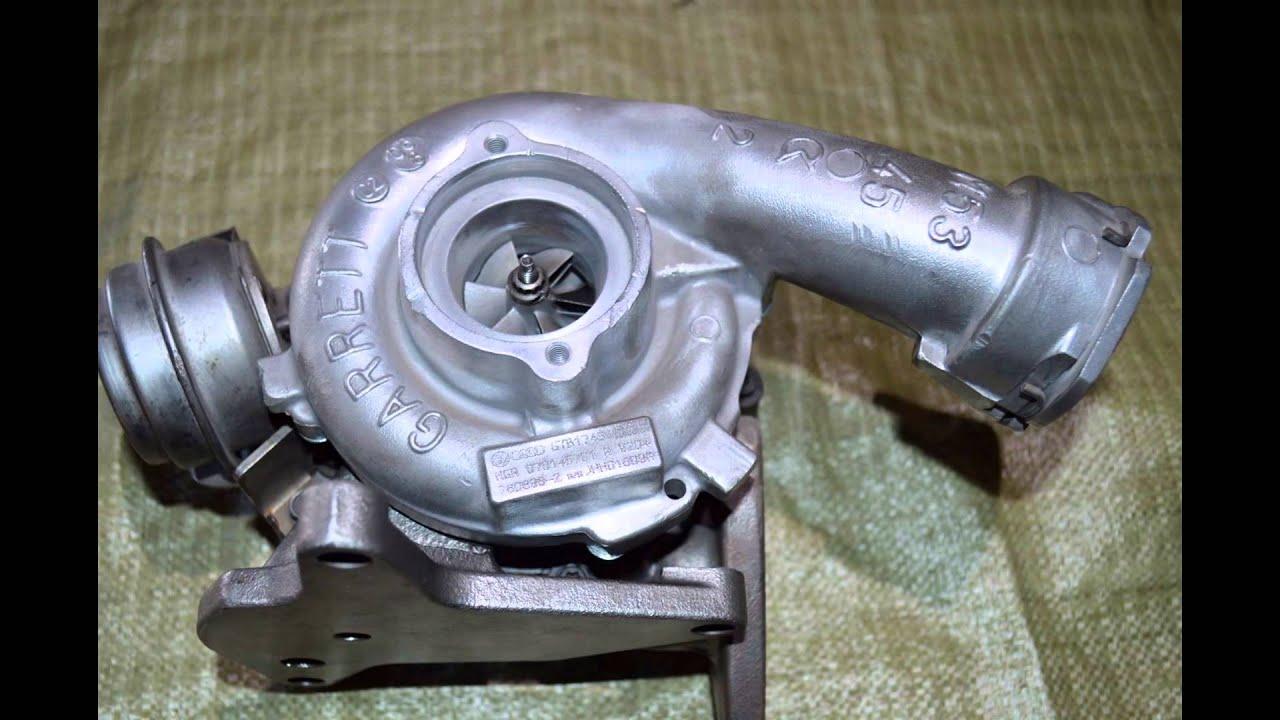 Замена турбины на фольксваген т5 своими руками 85