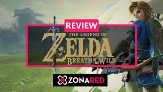 ZELDA Breath of the Wild - ANALISIS / REVIEW - Diario NINTENDO SWITCH Día 13