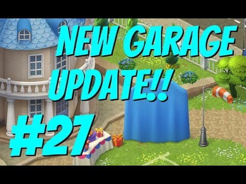 HOMESCAPES Gameplay Story Walkthrough Part #27 | Garage Area Day 3 New Update with Neighbours