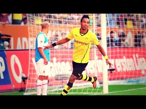 Pierre Emerick Aubameyang - Pure Speed 2013/2014 | HD