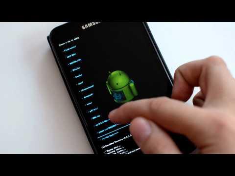 Instalare Cyanogenmod. cel mai bun rom pentru Android