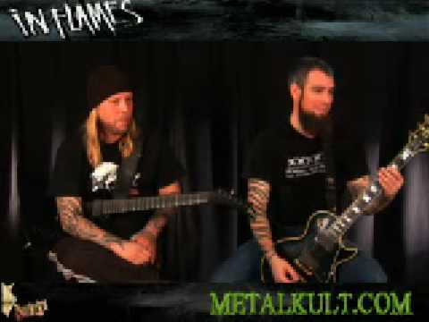 IN FLAMES Lesson Disconnected Verse