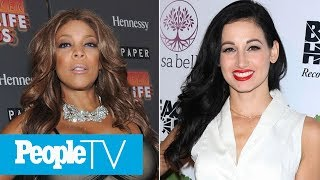 Wendy Williams Appears To Make 'Price Is Right' Joke About Amie Harwick's Falling Death | PeopleTV