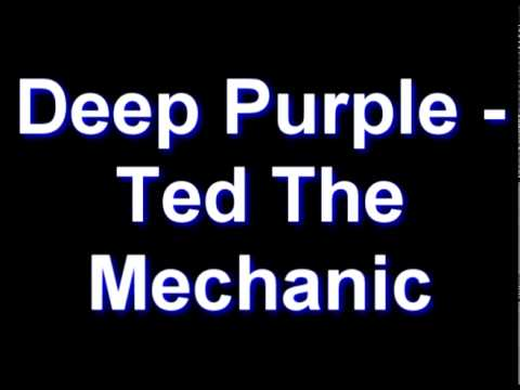 Deep Purple - Vavoom Ted The Mechanic