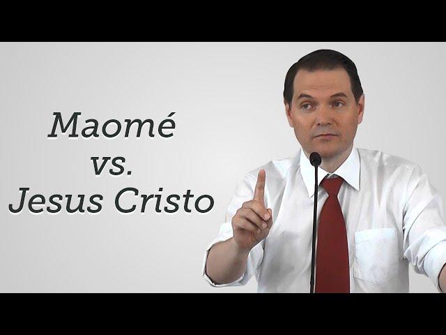 [Trecho]  Maomé vs. Jesus Cristo - por Sérgio Lima