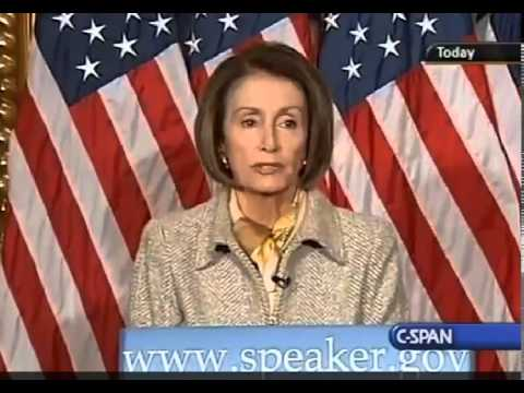 Nancy Pelosi In 2009: Americans Should Read Jonathan Gruber's ObamaCare Analysis