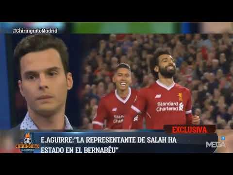 SALAH nuevo jugador del Real Madrid?//sera el gran fichaje 2018? thumbnail