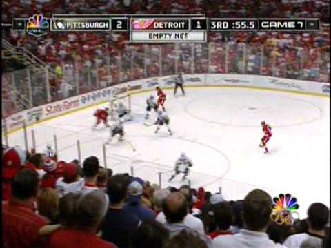 Last Three Minutes of Stanley Cup Finals Game 7, 2009