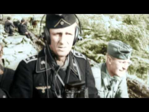8 Вторая мировая в HD цвете 720 Советское наступление