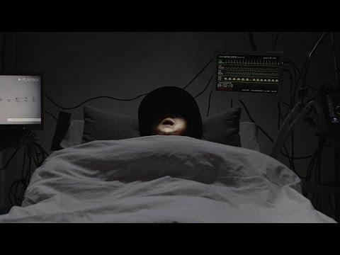 amazarashi 『エンディングテーマ』Real Time Face Mapping Music Audio