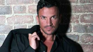 Peter Andre Overjoyed.