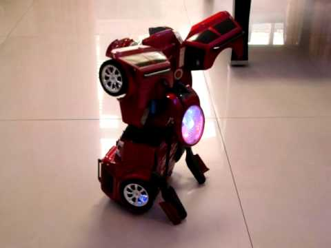 Transformers Remote Control Car Latest model RC Car
