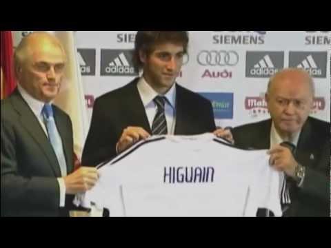 La historia de Gonzalo Higuaín || Capitulo 1 HD