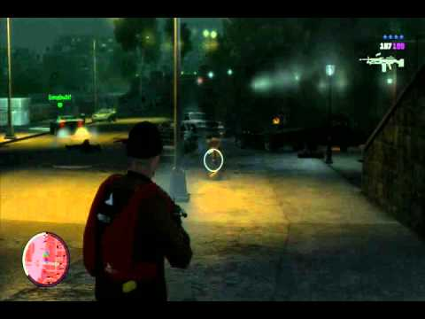 Grand Theft Auto IV: Free Roam Madness -Part 2-