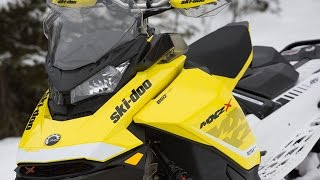 2017 Ski-Doo and 2017 Yamaha Snowmobiles
