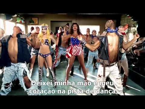 Telephone  - Lady Gaga Featuring Beyonce Part 2 video