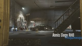 "GTA 5 — ""Annis Elegy RH8 Sportcar"" Full Upgrade #5 / Прокачка и Тест-Драйв #5 [HD]"