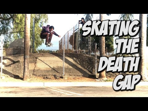 DEATH GAP SKATED AND MUCH MORE !!! - NKA VIDS -