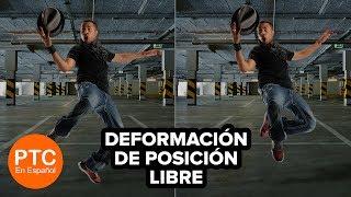 Deformación de Posición Libre en Photoshop – Tutorial de Fotomanipulación en Español