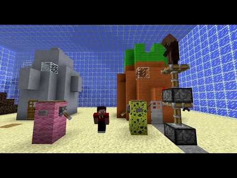 Minecraft Random Pokémon Chase Scene ItsJerryAndHarry