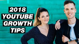 How to Start and Grow a Successful YouTube Channel in 2018 - Sunny Lenarduzzi Interview