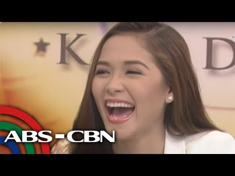 Maja Salvador grilled on 'Ihaw Na!'