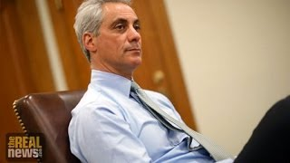 Mayor 1% Rahm Emanuel vs. The 99% pt2