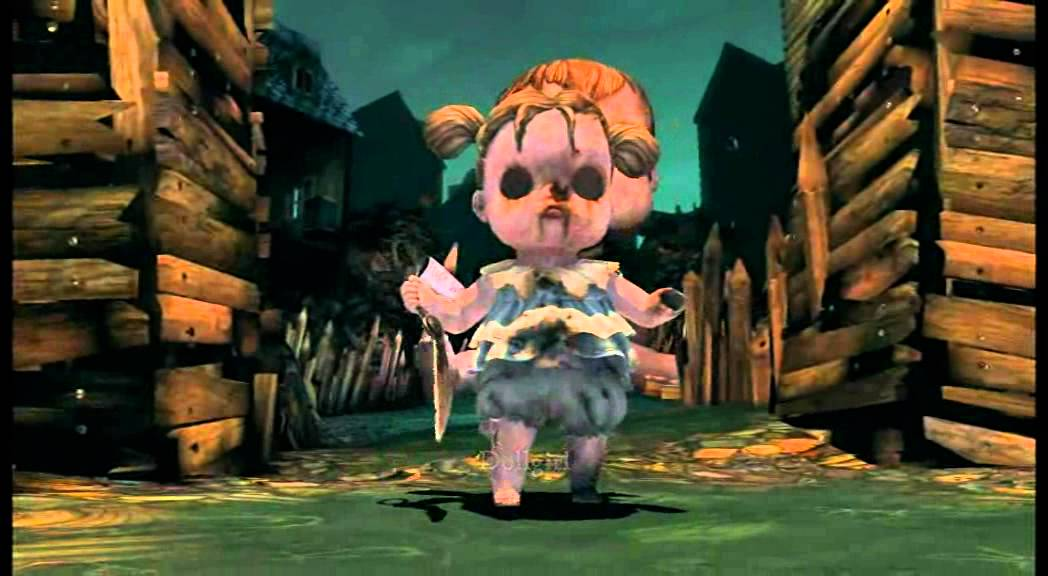 Let 39 s play alice madness returns s21 p1 dollhouse for The house returns