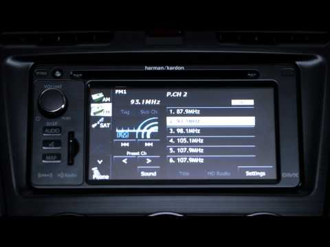 Subaru How-To Guide for Bluetooth® Hands-free Operation of the Multimedia System