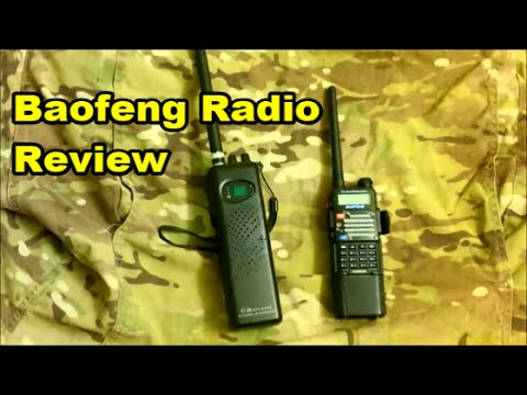 Baofeng Radio Review - Handheld Ham Radio