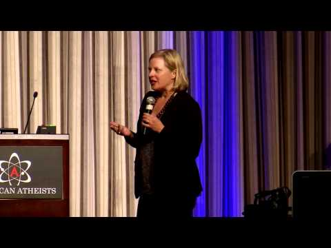 Buzzy Jackson – The Inspirational Atheist: Chicken Soup for the Soulless (2015 National Convention)