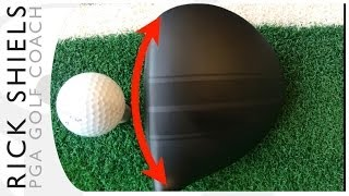 Hit The Driver Straighter and Longer