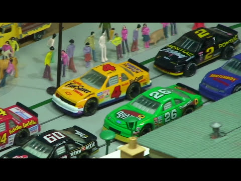 NASCAR STREET RACE Matchbox Nascar Series - Die Cast Matchbox Cars