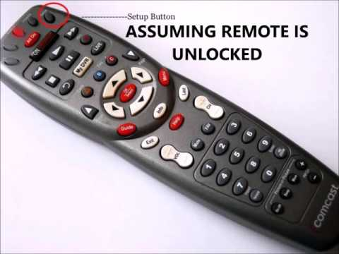 New Comcast Remote Doesn't Work With Cable Box