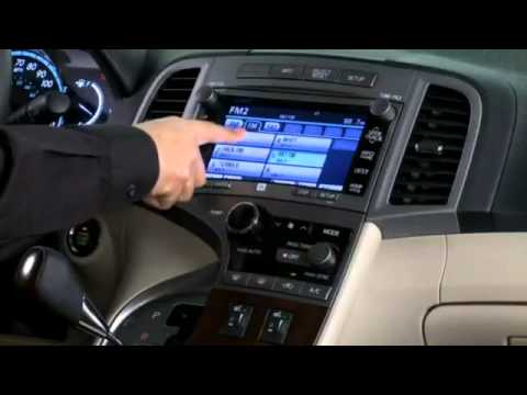 2010 Toyota Venza Video