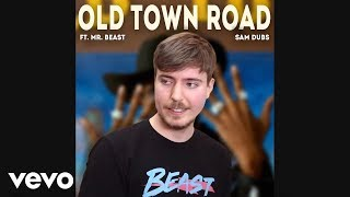 Mr. Beast Sings Old Town Road