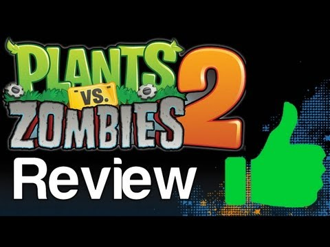 Plants vs Zombies 2 Review - PvZ2 iPhone iPad Gameplay Preview - Premature Evaluations