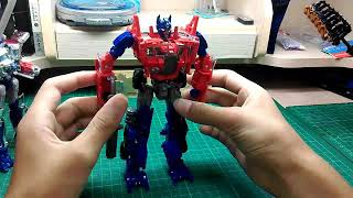 WEIPIAYTOY Transformers4:AOE Voyager EVASION MODE OPTIMUS PRIME 變形金剛4 隱蔽柯博文 P1
