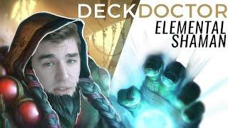 Deck Doctor #3 w/ Firebat: Elemental Shaman