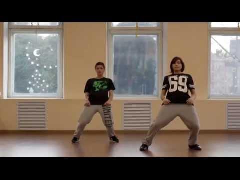 Hip-hop для начинающих/Урок 1/ DC SLAM