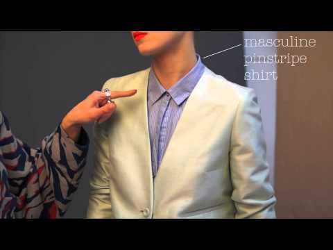 "Natalie Hartley ""How To"" 1950s Blazer"
