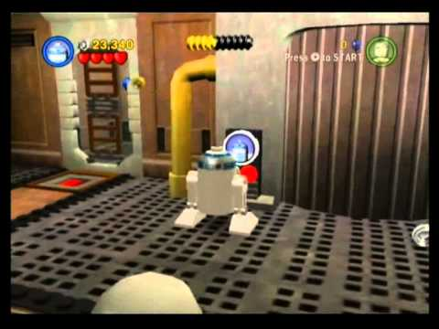 Lego Star Wars Complete Saga Episode 1 Chapter 2 Challenge With